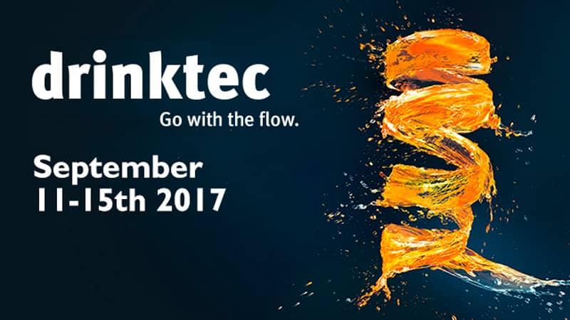 Movitec en Drinktec 2017