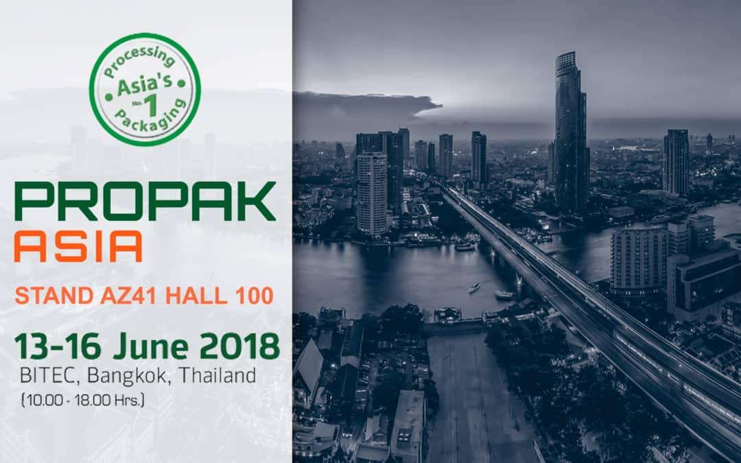 Movitec presente en ProPak 2018