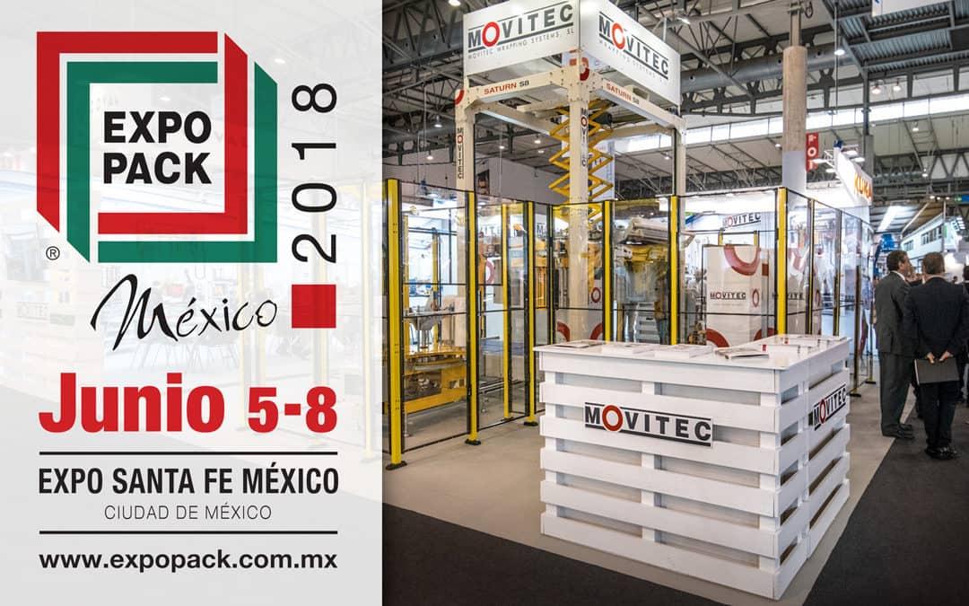 Movitec presente en EXPO PACK 2018