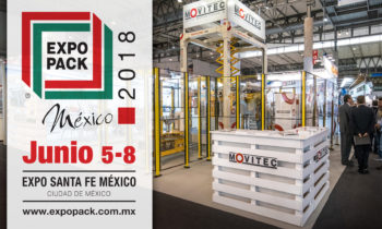 Movitec presente en EXPO PACK 2018