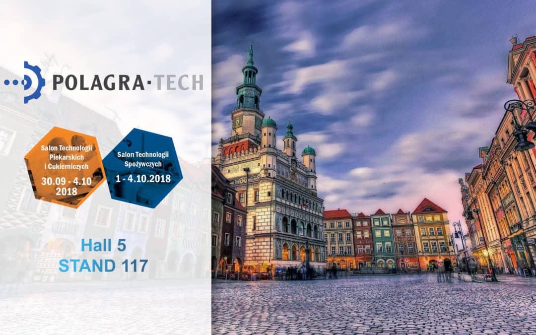 Noticia feria Polagra tech 2018