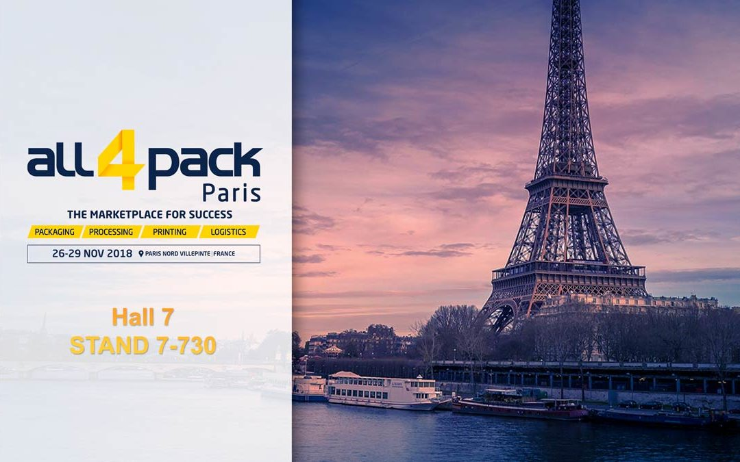 Movitec présent à All4Pack à Paris