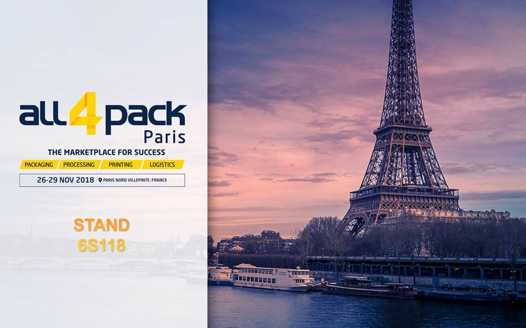 Movitec will attend All4Pack in Paris