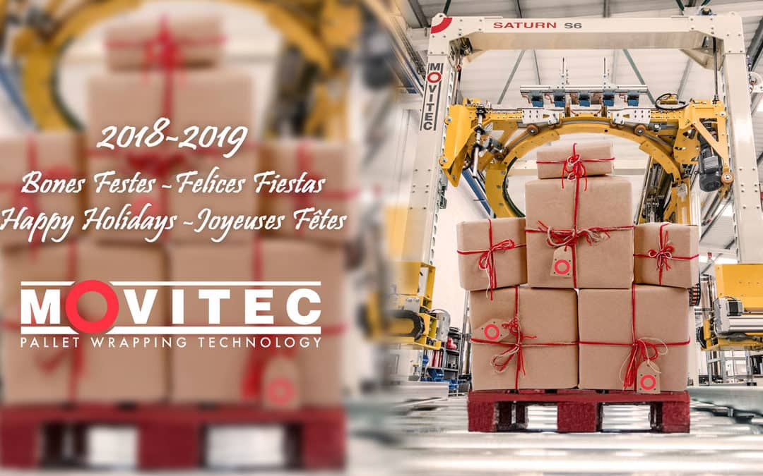 Movitec les desea Felices Fiestas