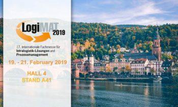 Movitec participará en LogiMat 2019