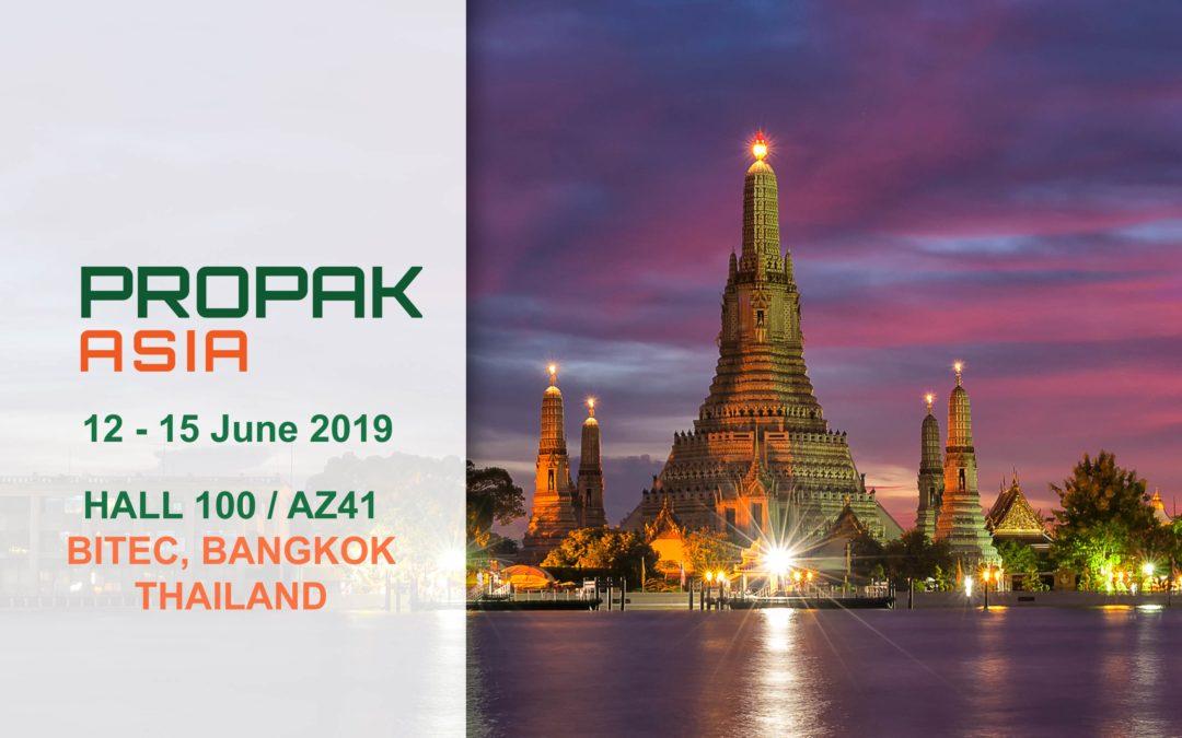 Movitec will participate in ProPak Asia 2019